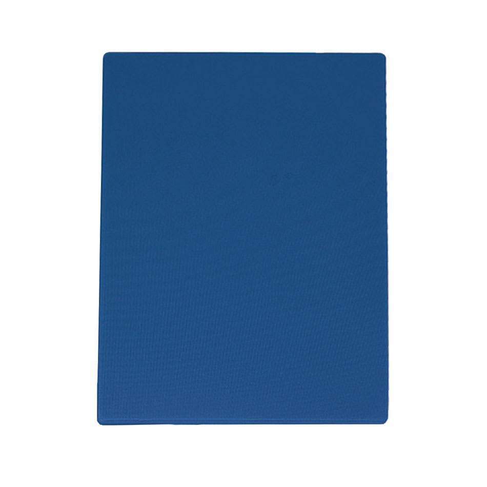 """Update CBBL-1520 Poly Cutting Board - 15x20x1/2"""" Blue"""