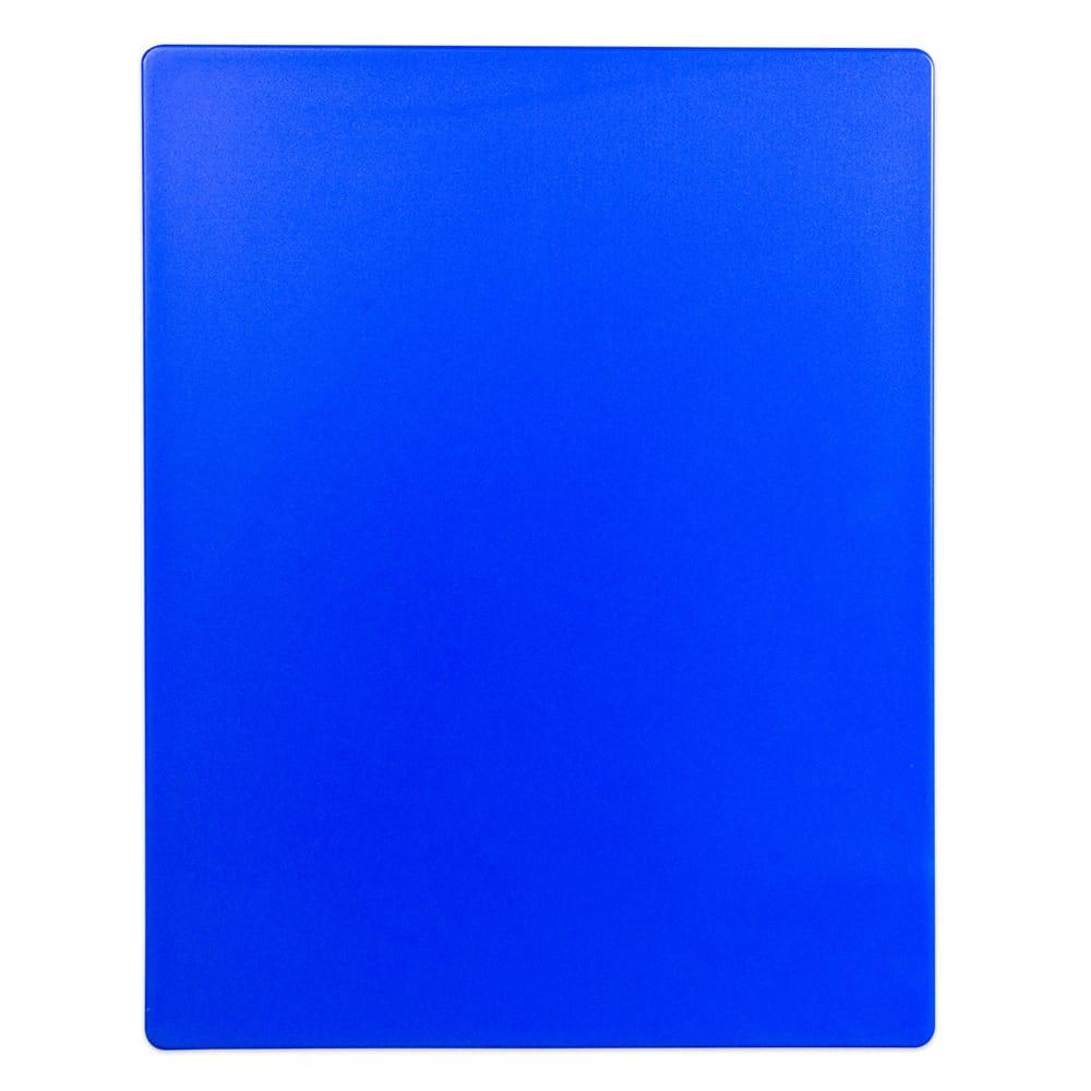 """Update CBBL-1824 Poly Cutting Board - 18x24x1/2"""" Blue"""