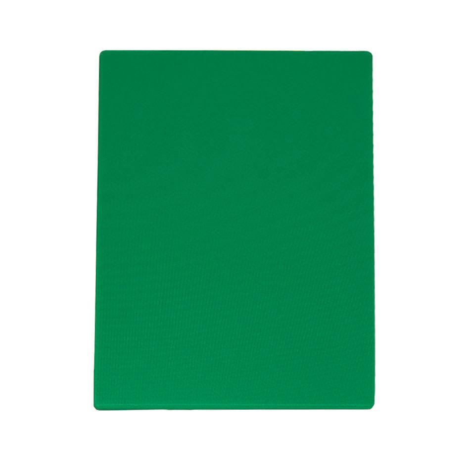"""Update CBGR-1520 Poly Cutting Board - 15x20x1/2"""" Green"""
