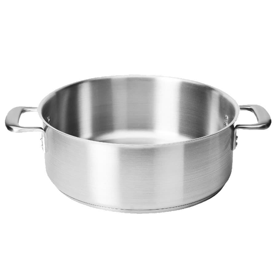 Update CBR-08 8 qt Stainless Steel Braising Pot