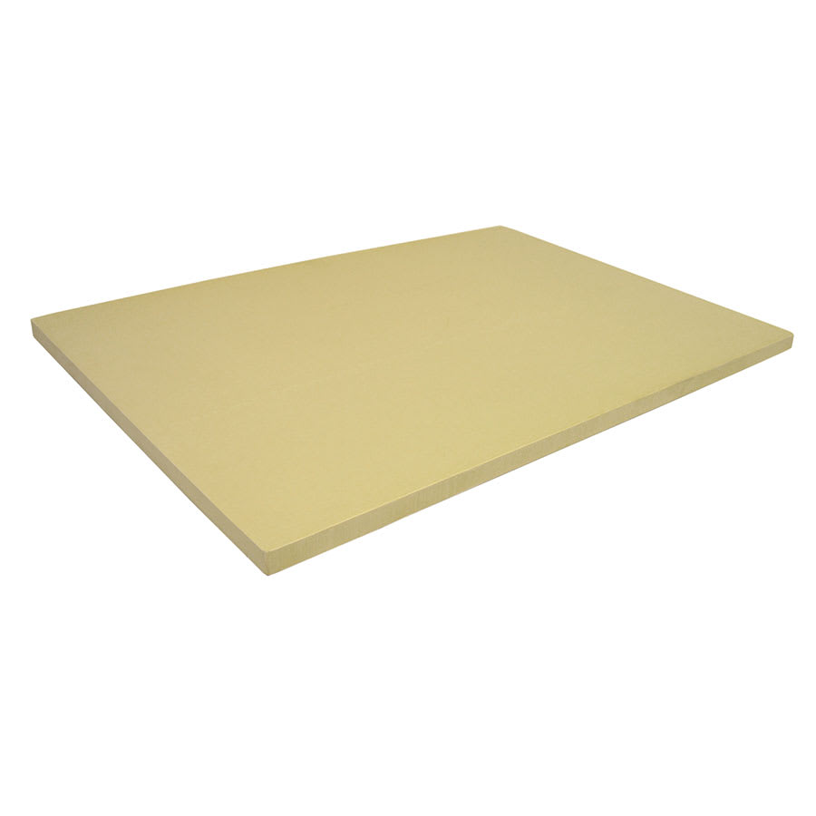 "Update CBR-1218 Cutting Board - 12x18x1/2"" Synthetic Rubber"
