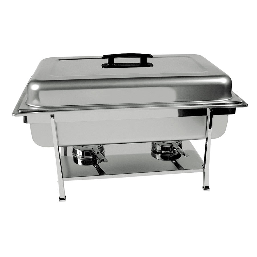 Update CC-1P Full-Size Chafer Dripless Water Pan - Stainless