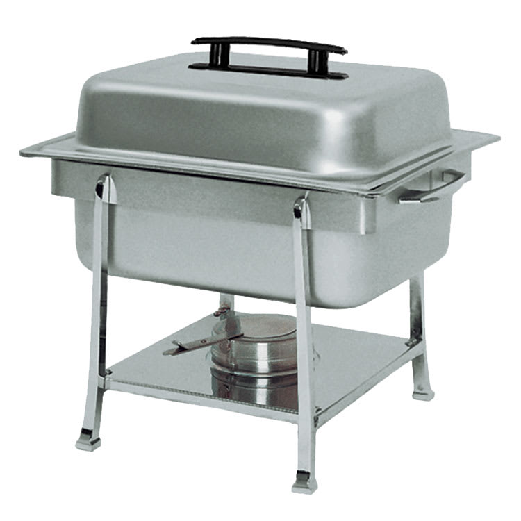 Update CC-2P Continental Half-Size Chafer - Dripless, Stainless