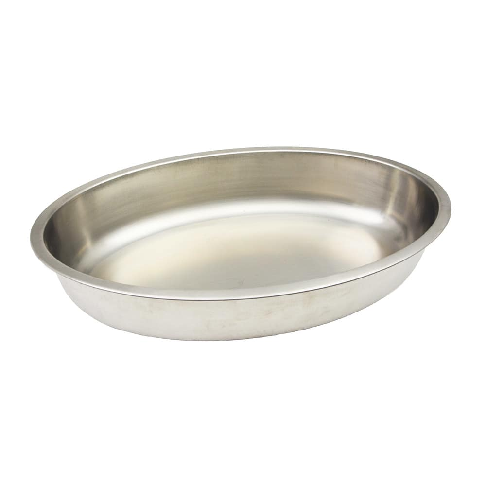 Update DC-3/WP 6-qt Oval Chafer Water Pan - (DC-3)