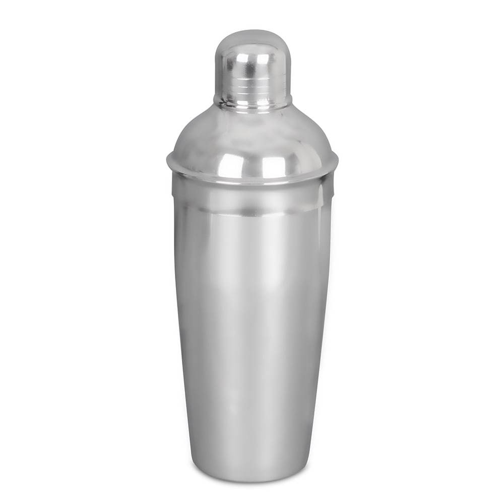Update DCS-3P 28-oz Deluxe Cocktail Shaker - 3-Piece, Stainless