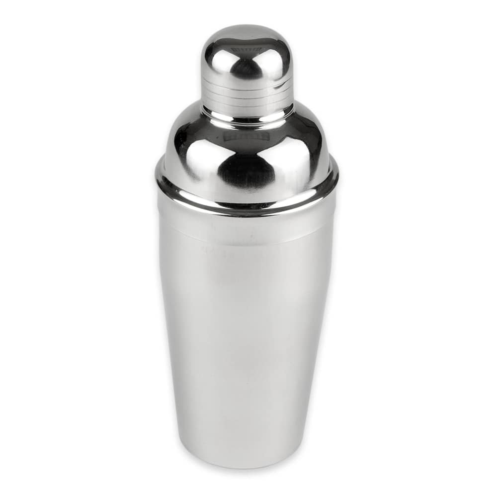 Update DCS-3PM 16-oz Deluxe Cocktail Shaker - 3-Piece, Stainless