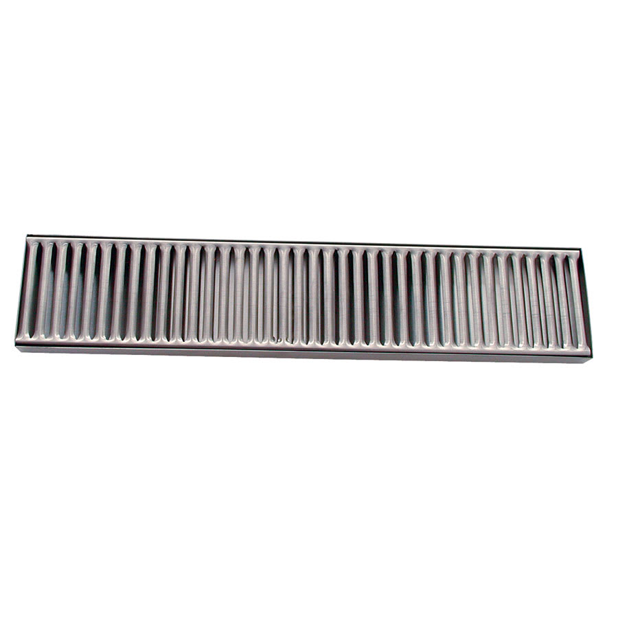 "Update DTS-419 Drip Tray - 19-3/8x4-1/8"" Stainless"