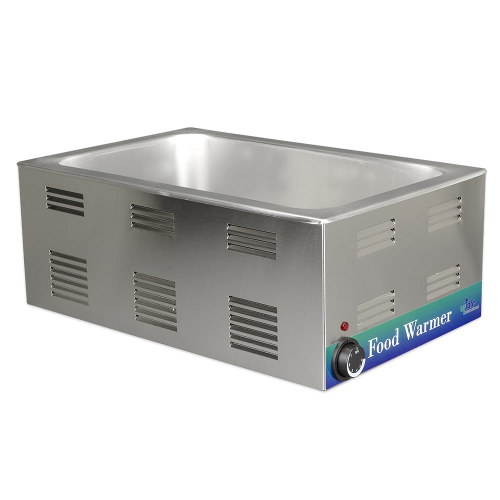Update EFW-20 Countertop Food Warmer w/ (1) Full Size Pan Capacity, 120v