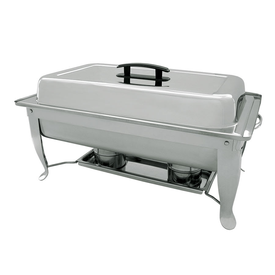 Update FCC-11P Full Size Chafer w/ Lift-off Lid & Chafing Fuel Heat