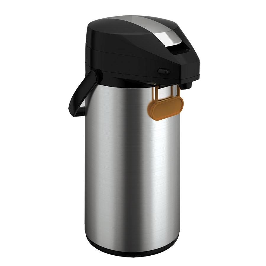 Update FL-30SF 3.0-Liter Airpot - Bru-Thru, Lever Style Lid, Stainless