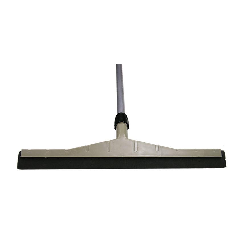 "Update FS-22P 22"" Floor Squeegee Head - Double-Foam Rubber Blade, Plastic"