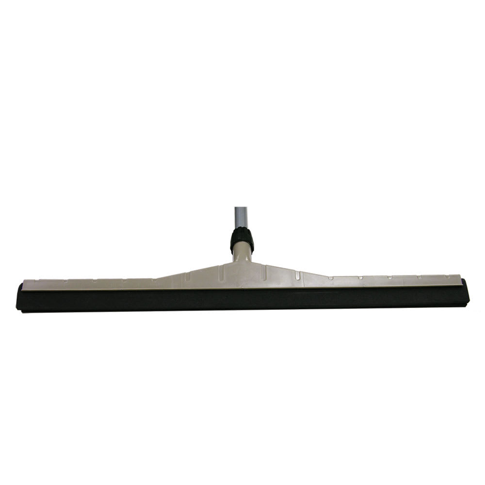 "Update FS-30P 30"" Floor Squeegee Head - Double-Foam Rubber Blade, Plastic"