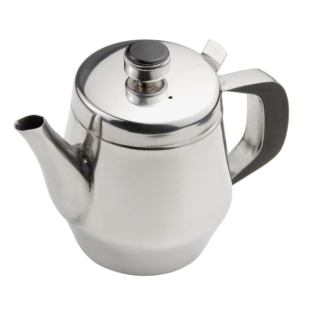 Update GNS-20 20 oz Gooseneck Teapot - Stainless