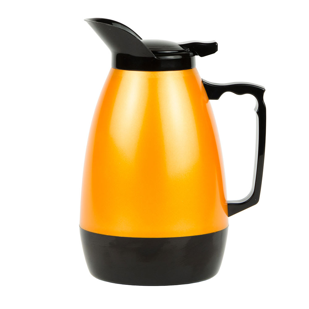 Update H422/32 32 oz Insulated Coffee Server - Black/Gold Traditional
