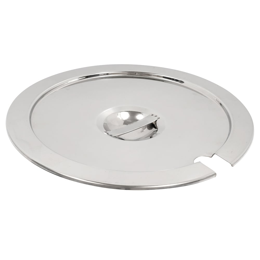 Update ISC-110 11-qt Steam Table Inset Cover - Stainless