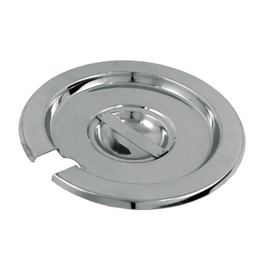 Update ISC-25 2 1/2 qt Steam Table Inset Cover - Stainless