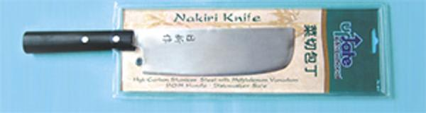 "Update JK-03 7"" Nakiri Knife - 2.5mm Carbon Stainless Steel"