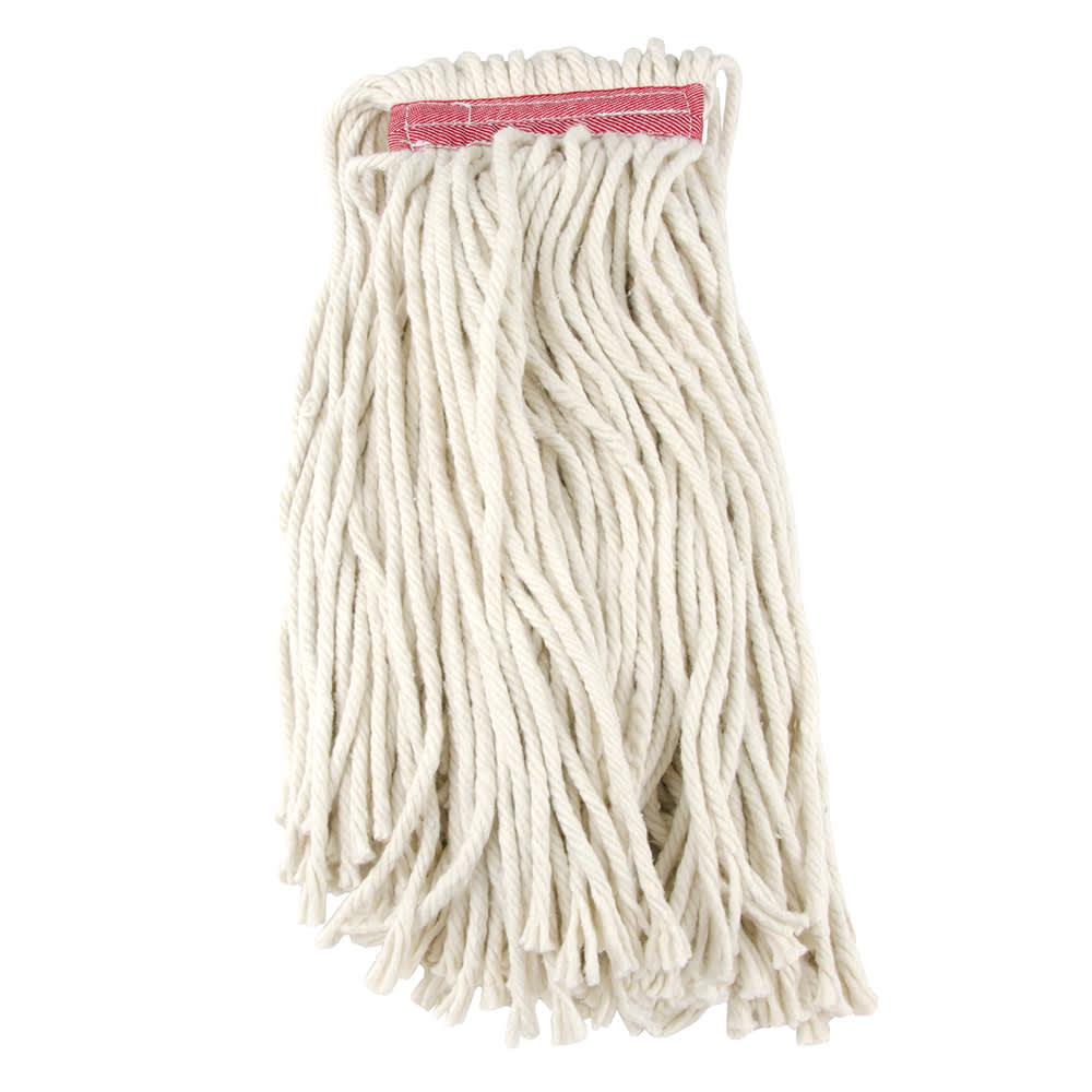 """Update MOP#24CE Cut-End Mop Head - 16x6"""" Polyester/Cotton"""