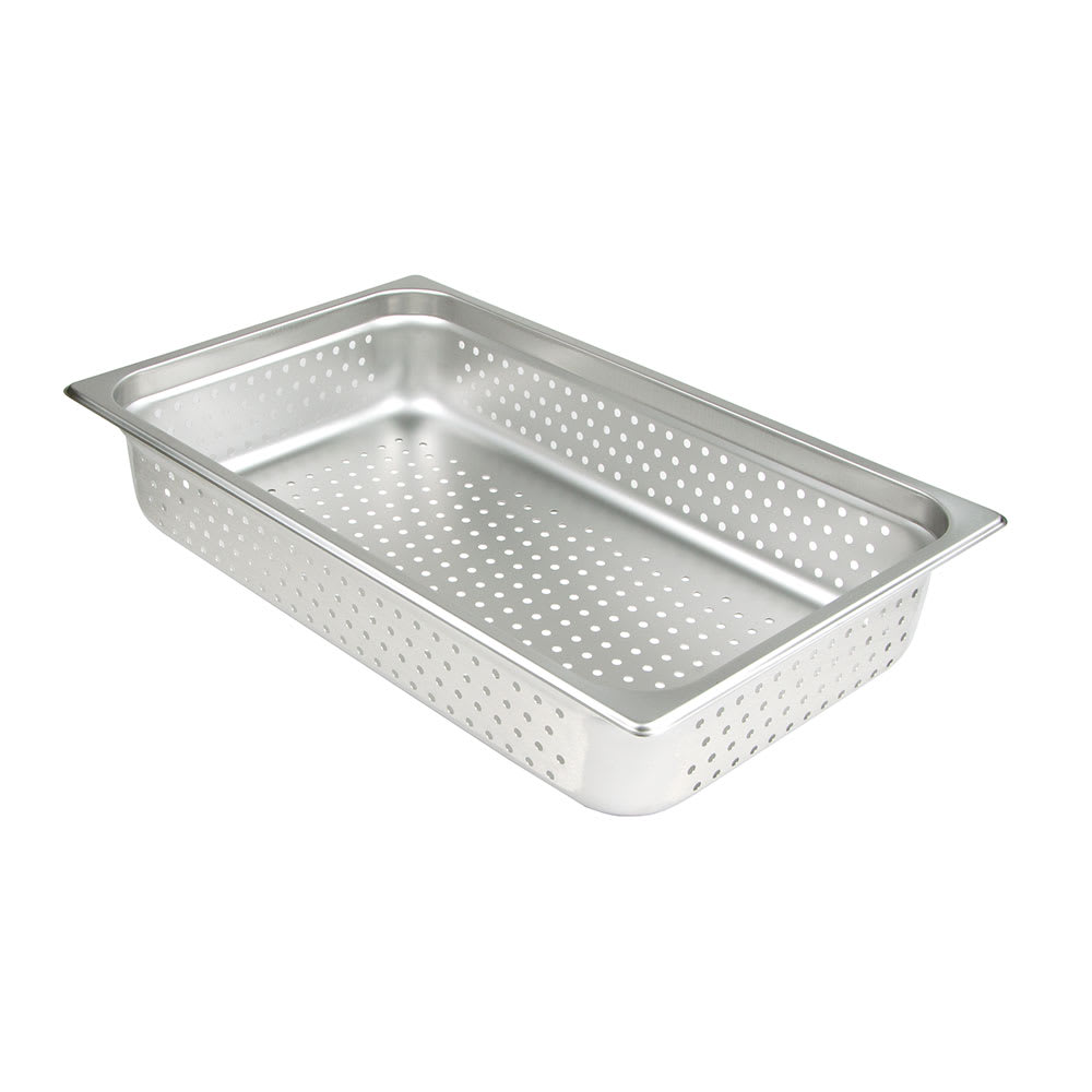 Update NJP-1004PF Full-Size Steam Pan, Stainless