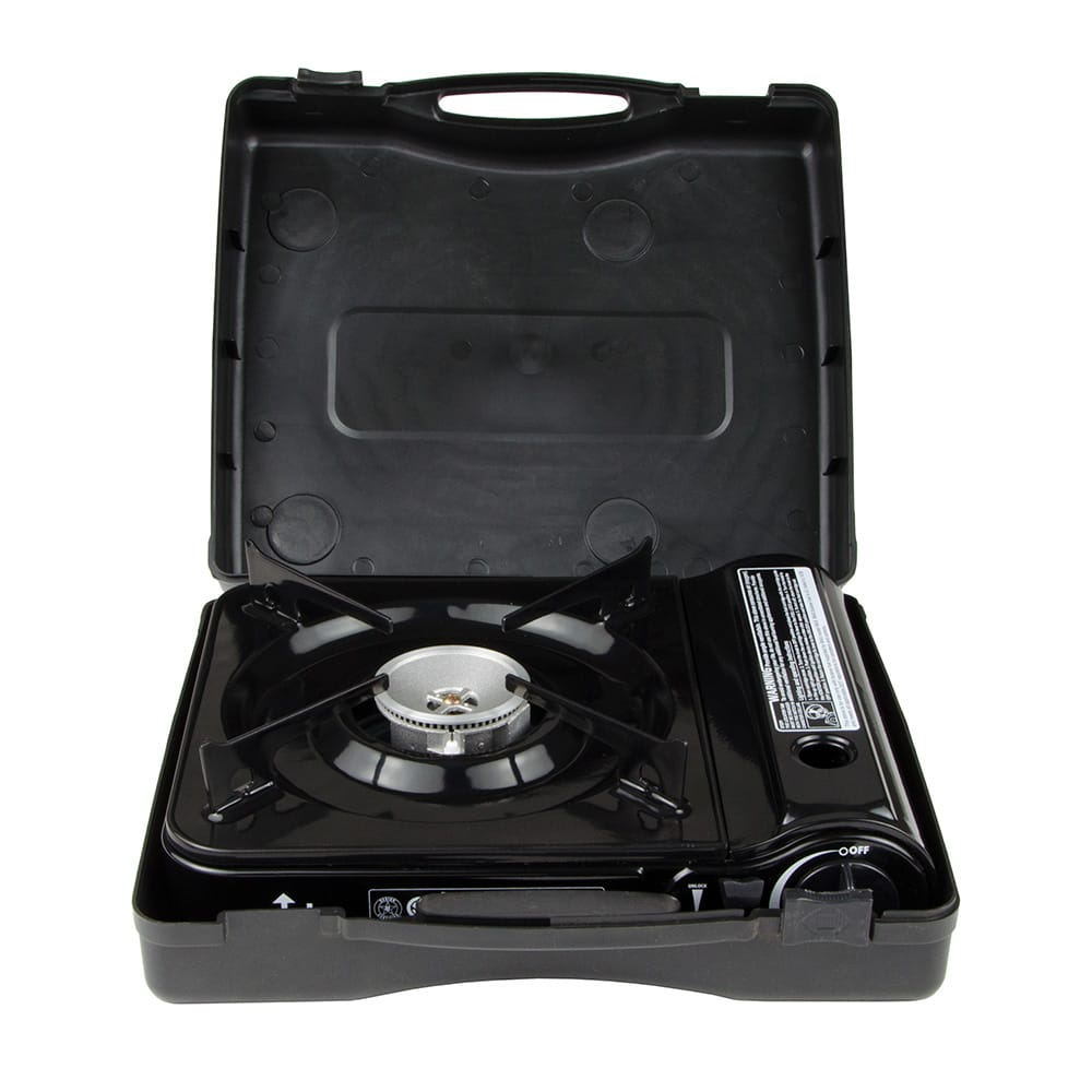 "Update PC-1113 Portable Cooker - 13""x10.13""x8"" Auto Shut-off, Carrying Case, 9560 BTU"