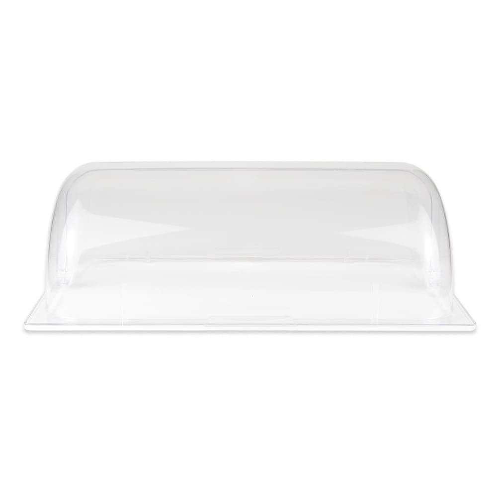 Update PC-1/RT Full-Size Roll-Top Display Pan Cover - Polycarbonate