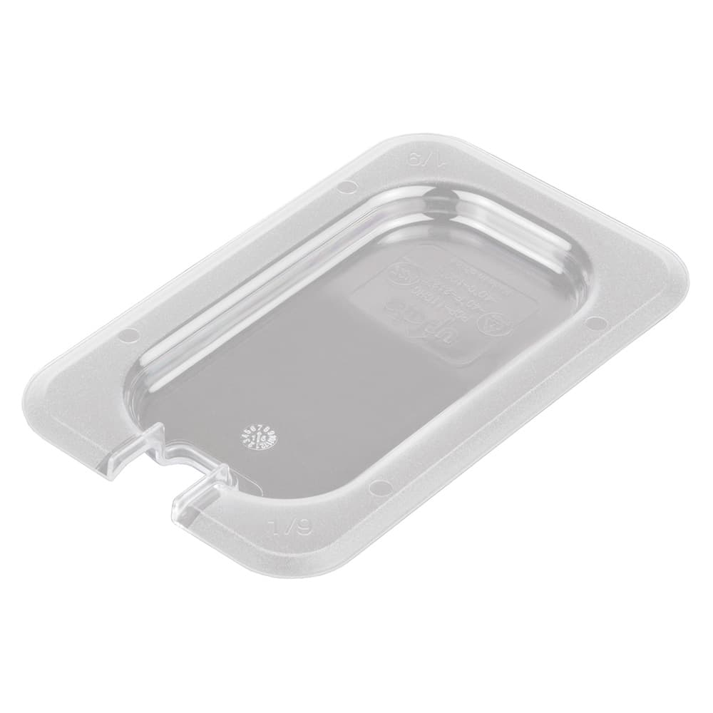 Update PCP-11CHC 1/9 Size Notched Food Pan Cover - Polycarbonate