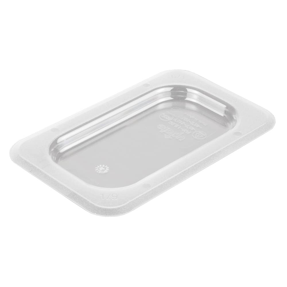 Update PCP-11LDC 1/9 Size Solid Food Pan Cover - Polycarbonate
