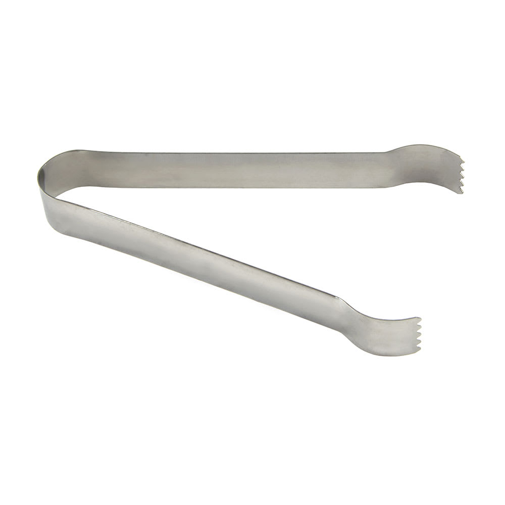 """Update PT-6 6"""" Stainless Pom Tongs"""
