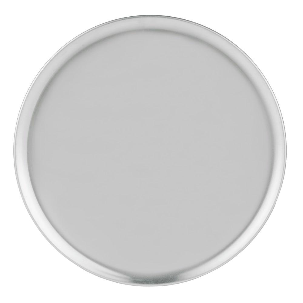 "Update PT-CS12 12"" Coupe Pizza Tray - Aluminum"