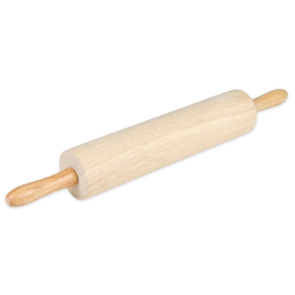 "Update RPW-3213 13"" Rolling Pin - 3"" Diameter, Wood"