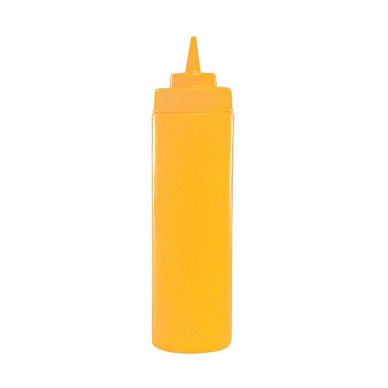 Update SBY-24 24-oz Squeeze Bottle - 6-pack, Yellow