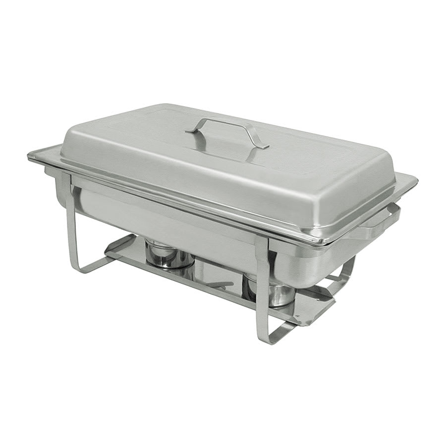 Update SCC-19 Full Size Chafer w/ Lift-off Lid & Chafing Fuel Heat