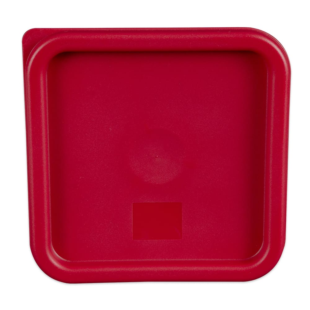 Update SCQL-MPE Cover, for 6 & 8-qt Storage Containers, Red