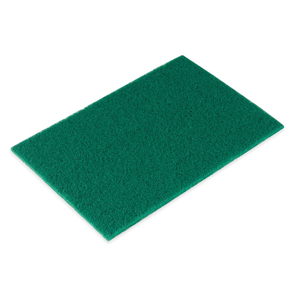 "Update SP-69 Scouring Pad - 6x9"" Green"