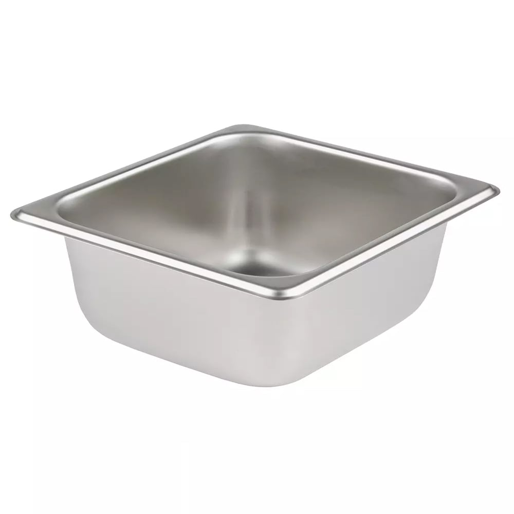Update SPH-162 Sixth-Size Steam Pan, Stainless
