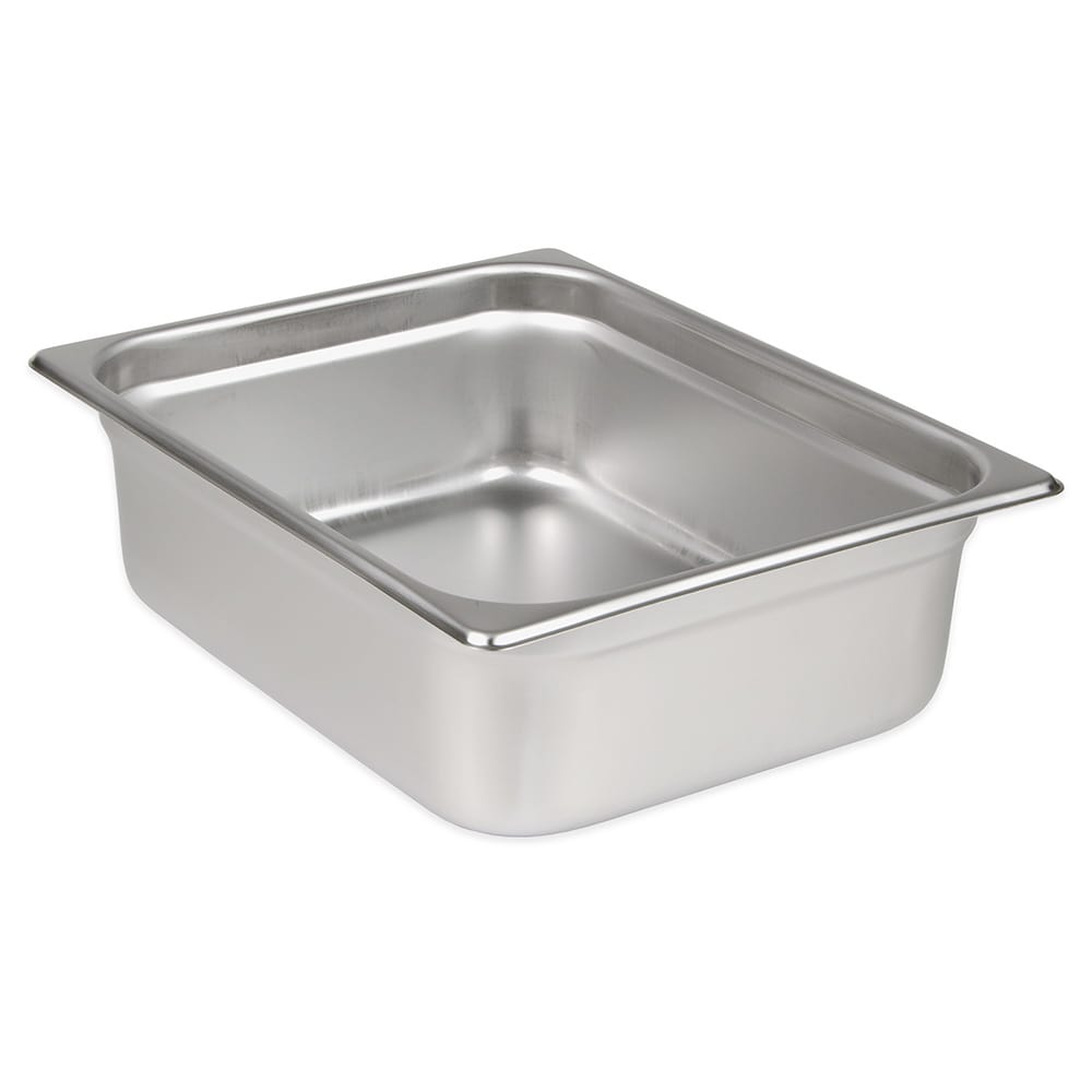 Update SPH-504 Half-Size Steam Pan, Stainless