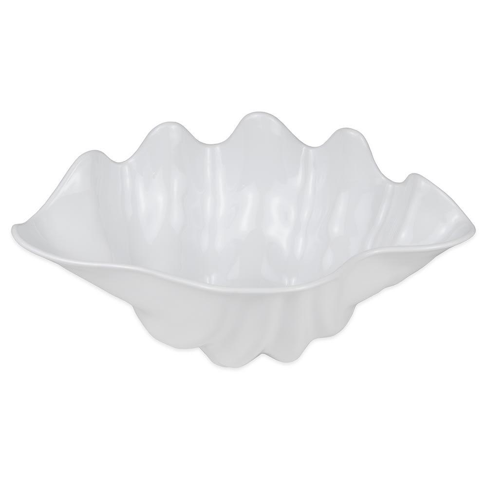 Update SSB-5W 5 qt Shell Salad Bowl - White