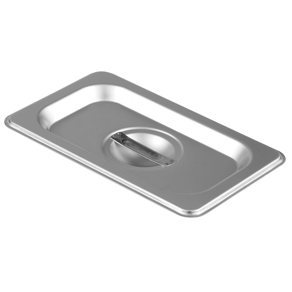 Update STP-11LDC 1/9 Size Steam Pan Cover w/ Handle, Stainless