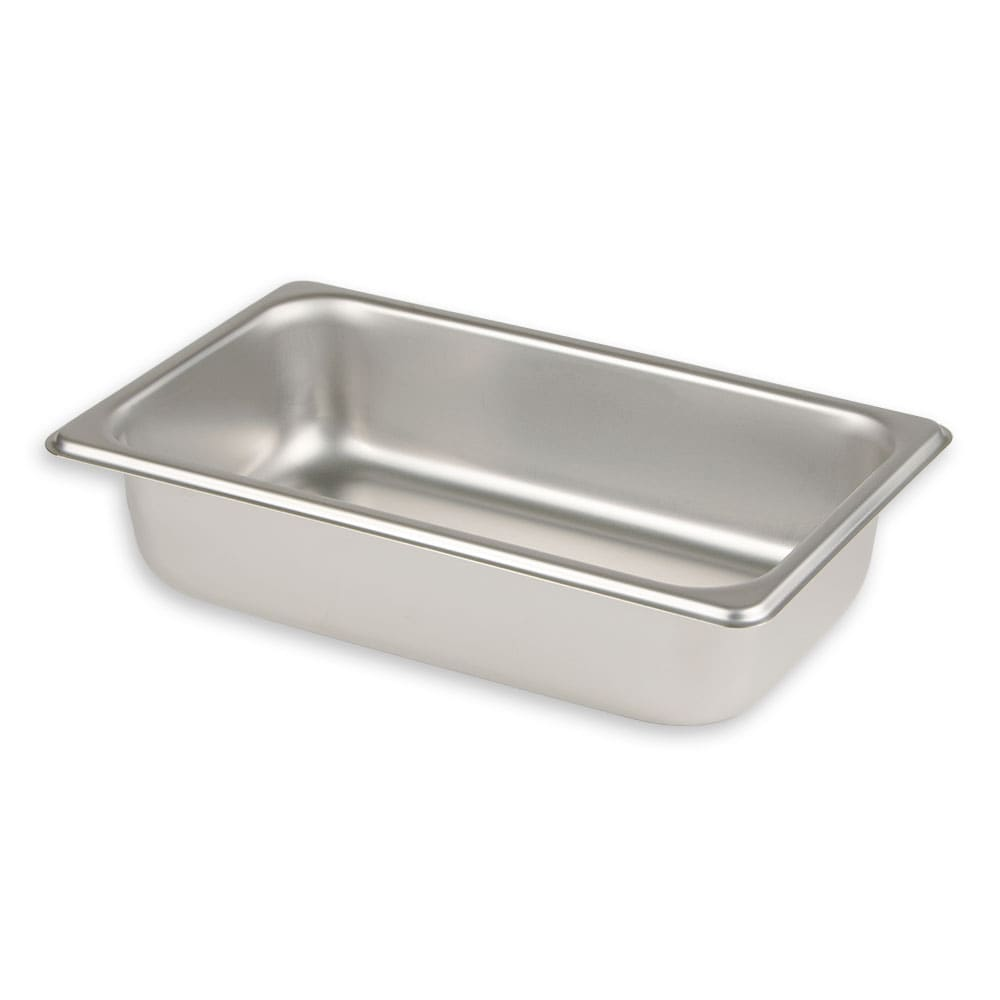 Update STP-252 Fourth-Size Steam Pan, Stainless