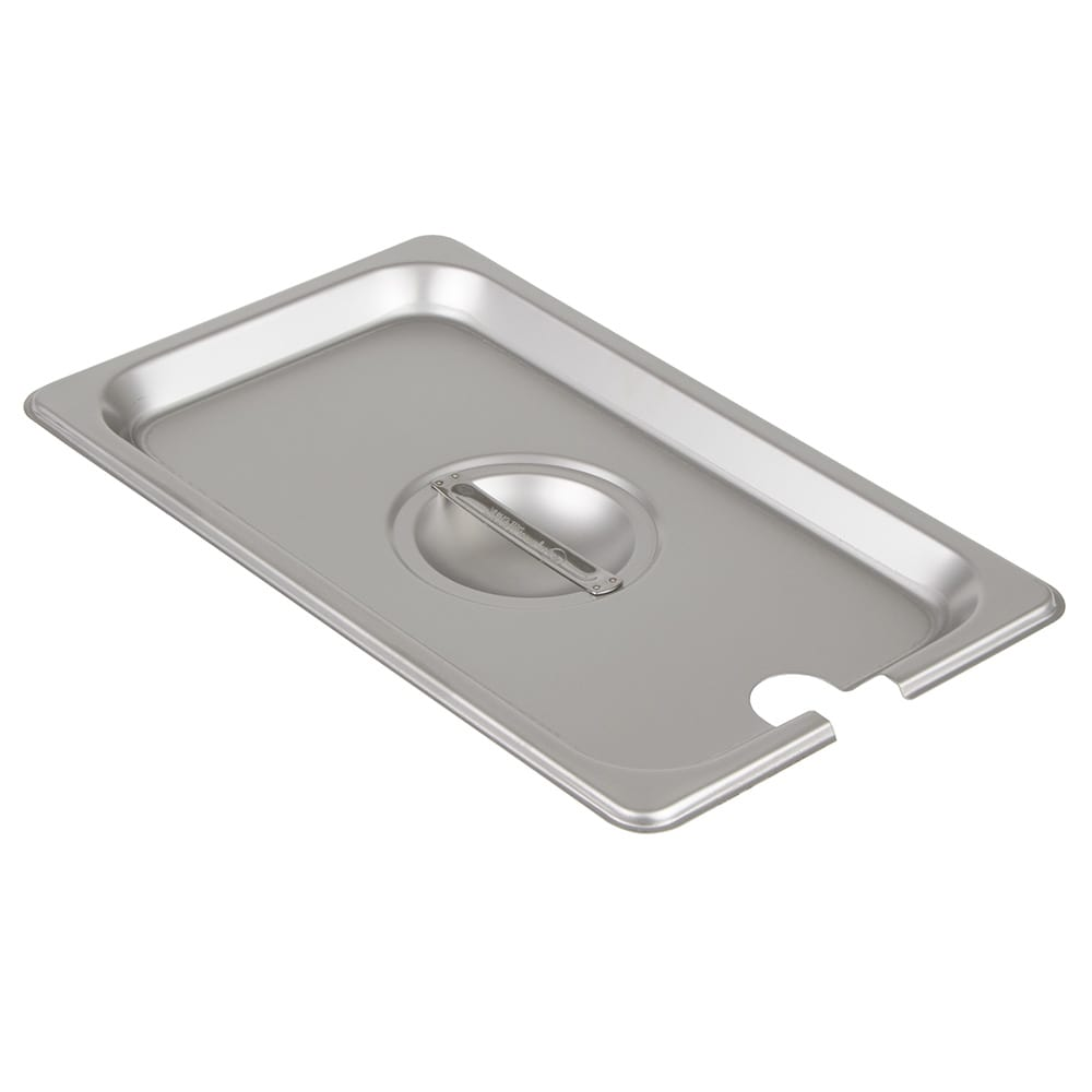 Update STP-25CHC Fourth-Size Steam Pan Cover, Stainless