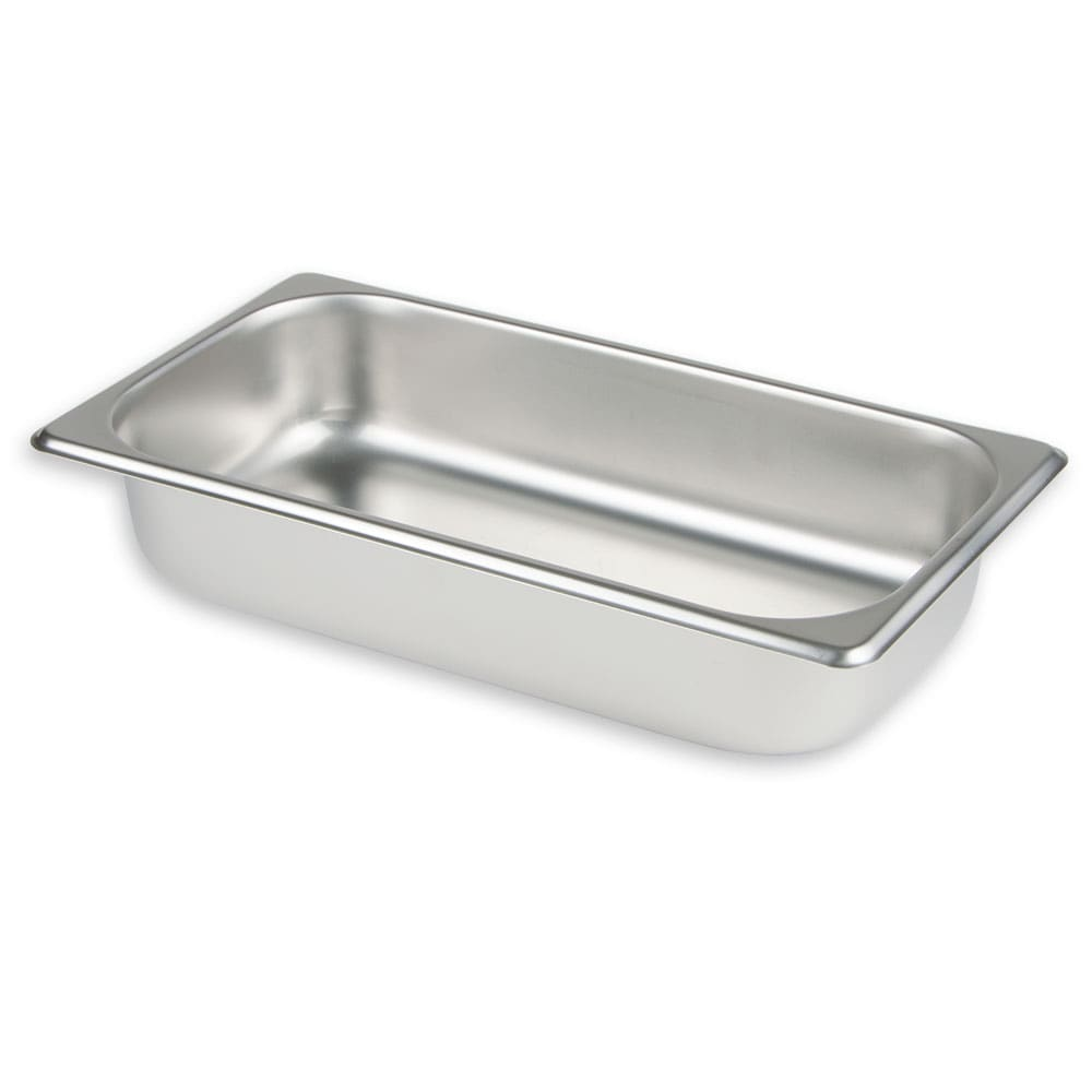 Update STP-332 Thirds-Size Steam Pan, Stainless