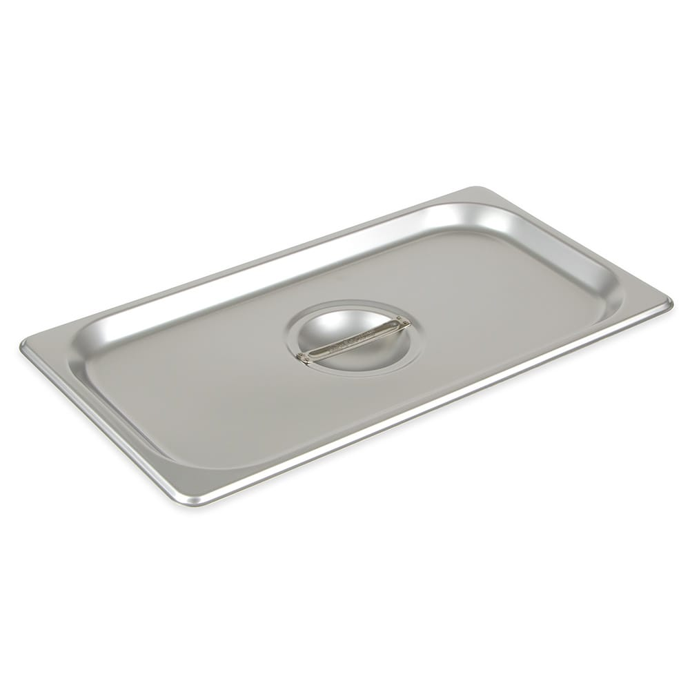 Update STP-33LDC 1/3 Size Steam Pan Cover w/ Handle, Stainless