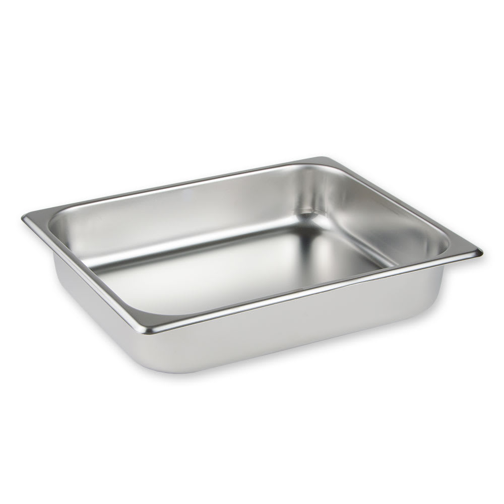 Update STP-502 Half-Size Steam Pan, Stainless