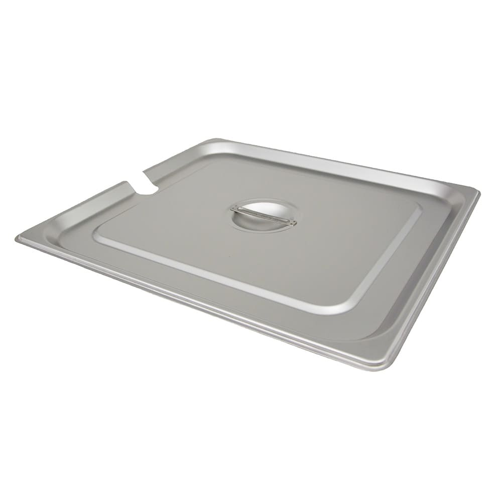 Update STP-66CHC Two-Third Size Steam Pan Cover, Stainless