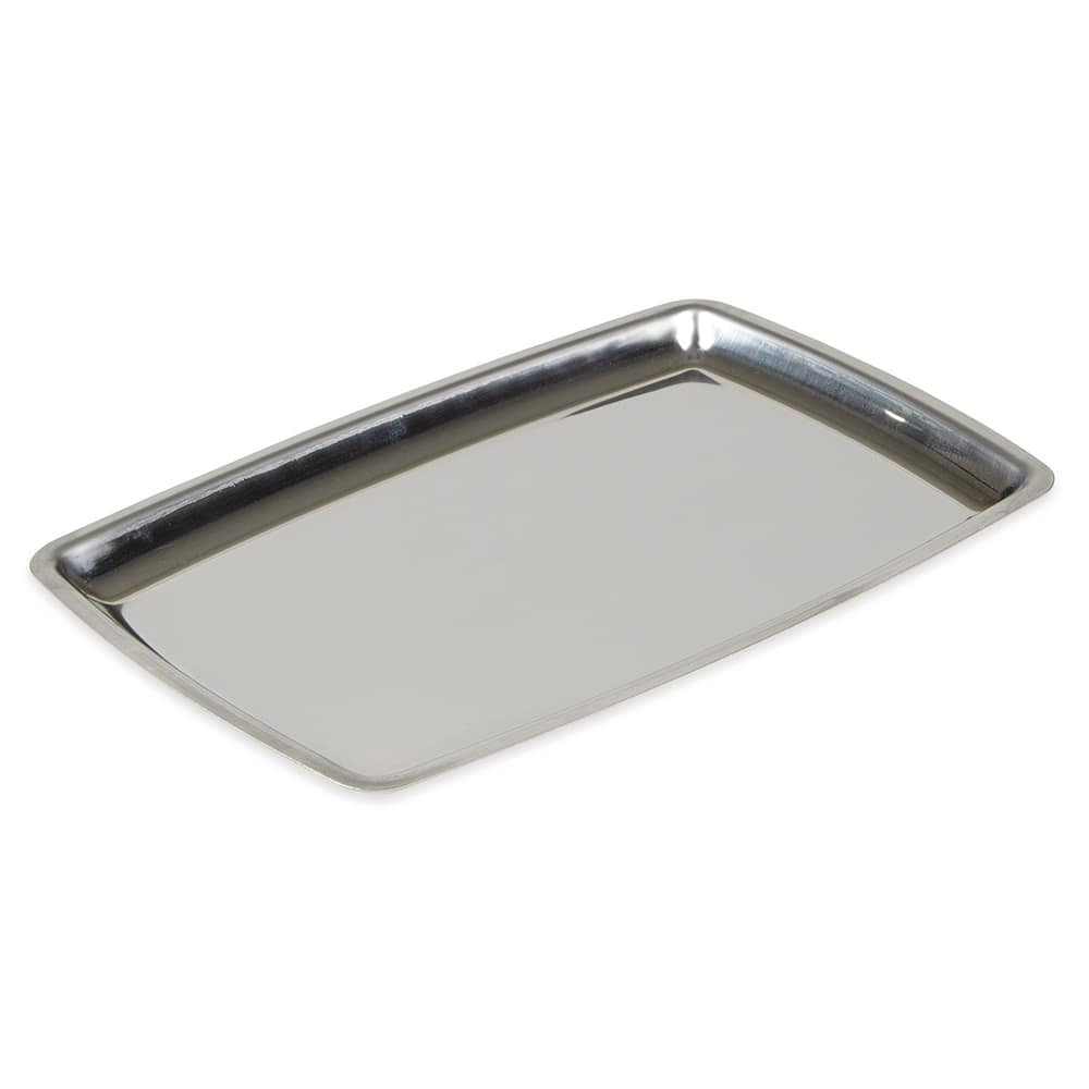 Update SZP-138 Stainless Sizzle Platter - 11x7