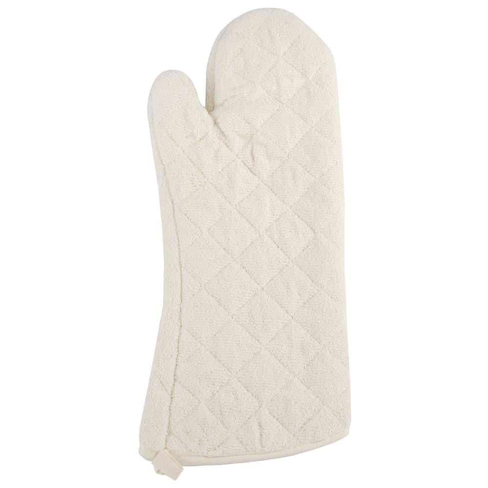 "Update TEC-17 17"" Terry Cloth Oven Mitt"