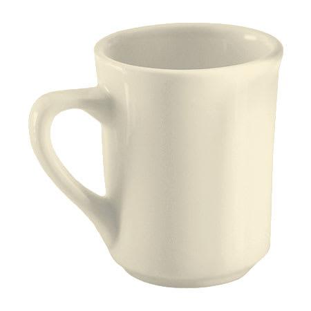 Update TIA-75 7-oz Tiara Cappuccino Cup - Ceramic, Ivory