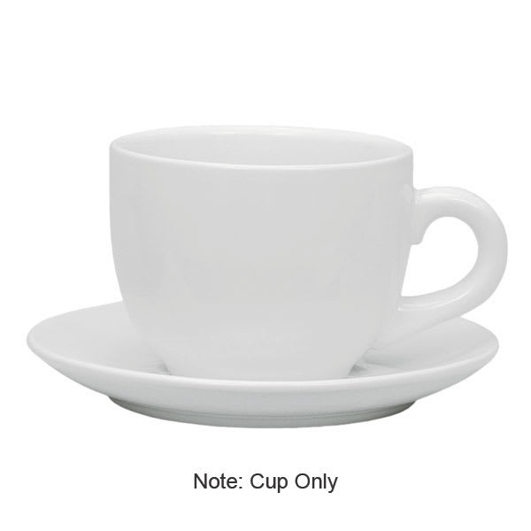 Update TW-30 3 oz Ceramic Tiara Espresso Cup - White