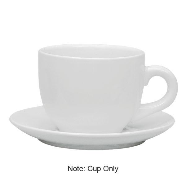 Update TW-60 6-oz Ceramic Tiara Cappuccino Cup - White