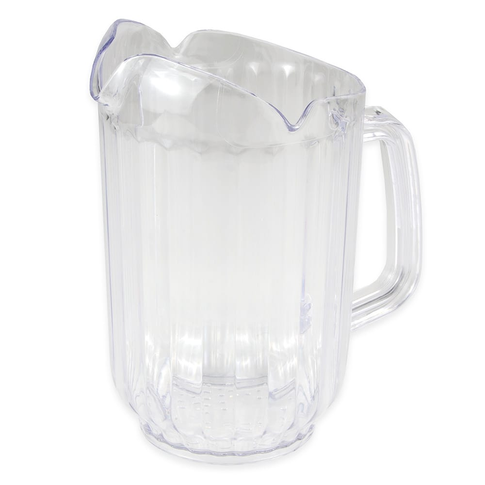 Update WP-60PC 60 oz Water Pitcher - Polycarbonate, Clear